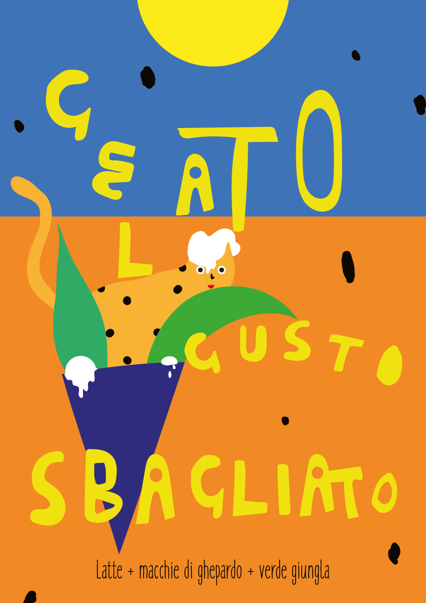 Gelati Poster 2016 Show