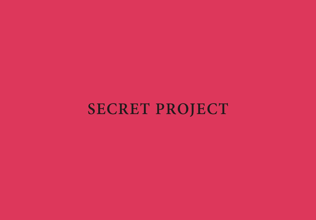 Protetto: Secret Project